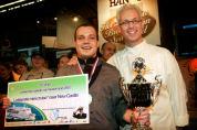 Paul Bijnen wint verantwoorde saladewedstrijd