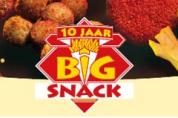 Harde acties bij jubilerend Big Snack