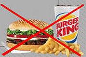 Gezonder kindermenu bij Burger King