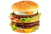 McDonald's gaat in Japan verder met de Mega Mac