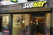 Subway door grens 50 filialen