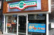 New York Pizza in zee met FHC-ketens