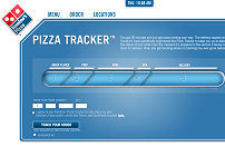 Domino's lanceert pizzavolgsysteem