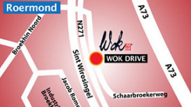 Eerste wokdrive in Nederland