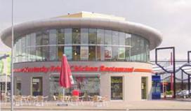 Overval op KFC Apeldoorn