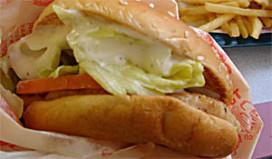 McDonald's stopt met verse tomaat in VS