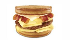 Monsterlijk groot ontbijt