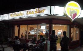Hollandse snacks scoren in Suriname