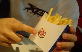 Mijlpaal voor Burger King