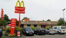 McDonald's Bodegraven heropend