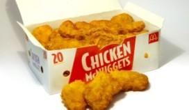 Kwart eeuw Chicken McNuggets
