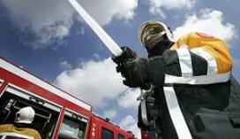 Explosie en brand in shoarmazaak