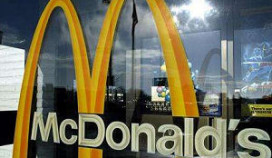 McDonald's Deventer bedreigd met brandstichting