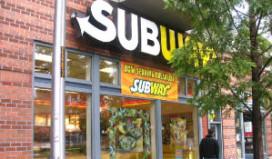 Omzetstijging Subway door groei aantal zaken