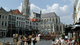 APV treft cafetaria's in Breda