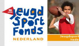 McDonald's sponsort Jeugdsportfonds