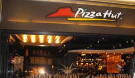 Pizzahut wordt The Hut