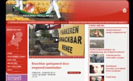 Snackbar René in zwaar weer (+ filmpje)