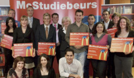 Nederland krijgt McDonald's Academy
