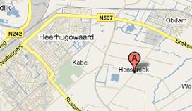Nieuwe cafetaria in Hensbroek