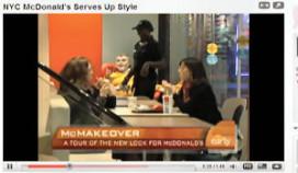 Eerste Europees ingerichte McDonald's open in Amerika