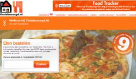 Thuisbezorgd.NL introduceert eten volgsysteem
