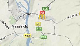 McDonald's in Maastricht overvallen