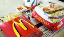 Schot gelost bij overval McDonald's