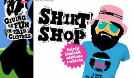 IJsmerk Ben & Jerry's verkoopt kleding voor goed doel