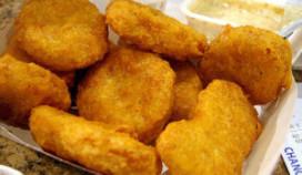 Kipnuggets-fabriek voor McDonald's Rusland