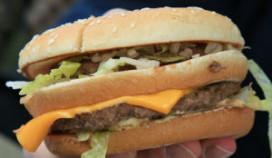 Klantentevredenheid McDonald's gedaald