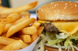 Wetenschappers maken fastfood gezond