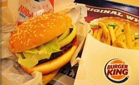 Nieuwe topman Burger King