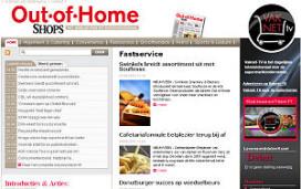 Integratie FoodExpress en Out of Home Shops