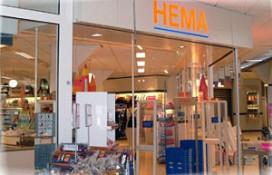 Hema opent pilotwinkels met food