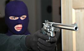 Politie pakt per ongeluk fastfoodovervaller