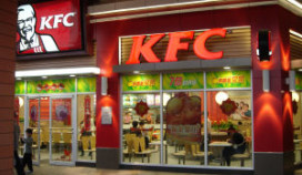 KFC meer winst in China dan in VS