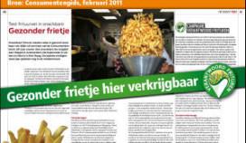 Cafetaria's maken goede sier met test consumentenbond