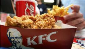KFC wijzigt slogan 'Finger Lickin'good