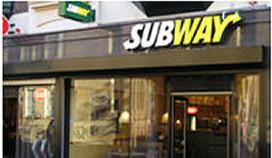 Subway streeft McDonald's voorbij