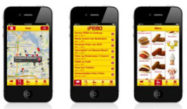 Febo lanceert snack-app voor iPhone
