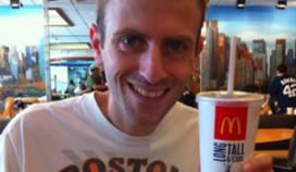 Marathon op McDonald's dieet
