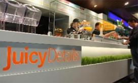 Tweede JuicyDetails op Schiphol geopend