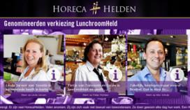 Verkiezing Lunchroomheld met online stemmen in laatste fase