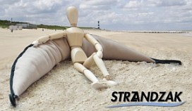 Een hele zomer lang lui op een Strandzak