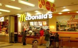 McDonald's gebruikt als pornofilmset