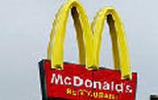 Run op gratis hamburgers nieuwe Mc
