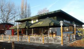 McDonald's opent op plek met horecatraditie