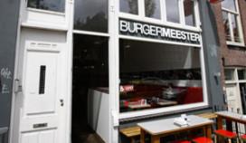 Burgermeester biedt beste fastfood van Amsterdam
