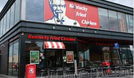 Alle fastfoodketens het land uit